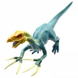 Figurina dinozaur, Velociraptor, 16 cm