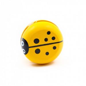 Jucarie Yo-Yo din lemn, Verde
