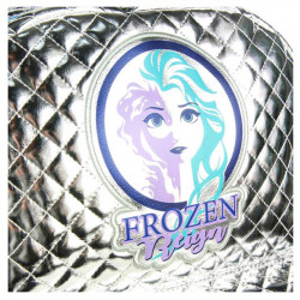 Rucsac Elsa Frozen, Argintiu Metalizat, 30 x 40 x 14cm