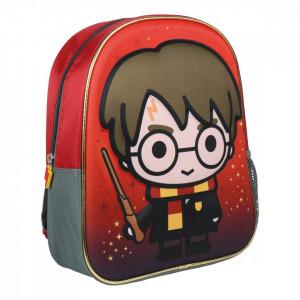 Rucsac pentru copii 3D, Harry Potter, 25 x 31 x 10 cm
