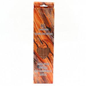 Set 60 buc, Betisoare parfumate, aroma Santal, 26 cm