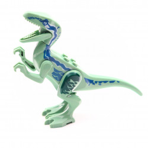 Set de constructie dinozauri, Velociraptor