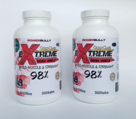 Xtreme super Muscle 98% Cryo Amino Technology