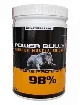 POWER BULLY Monster Muscle Builder 500гр.