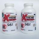 Xtreme super Muscle 98% Cryo Amino Technology