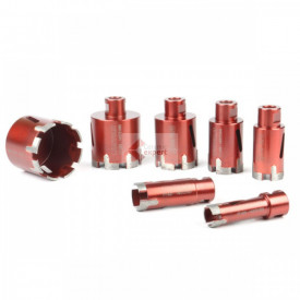 Carota diamantata Montolit FT-S 8 mm - pt. portelan, ceramica, granit, etc.