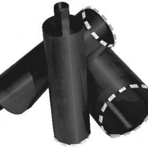 Carota diamantata segment turbo pt. beton armat diam. 127 x 450 (mm) - Profesional Standard - DXDY.S1117.127