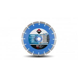 Disc diamantat pt. materiale de constructii 230mm, SCA 230 Super Pro - RUBI-30904