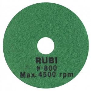 Dischete diamantate pt. polisat marmura, granit, piatra 100mm, #800 - RUBI-62974