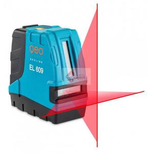 Nivela laser cu linii Geo Fennel Germany - EcoLine EL 609 cu trepied