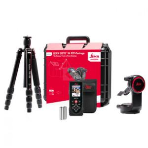 Set Telemetru Laser 150m Avansat, Disto X4 cu trepied si accesorii - Leica-887891