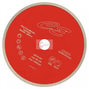 Disc diamantat Montolit CE 250mm Portelan - taiere cu apa