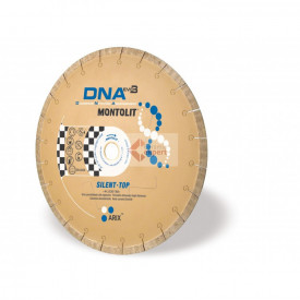 Disc diamantat Montolit DNA SCXS-T350 - taiere cu apa - pt. portelan, ceramica dura, granit, etc.