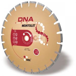 Disc diamantat Montolit DNA SXA450 - taiere cu apa - pt. asfalt