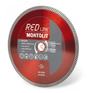 Disc diamantat Montolit TBH250 - taiere uscata - pt. beton/granit