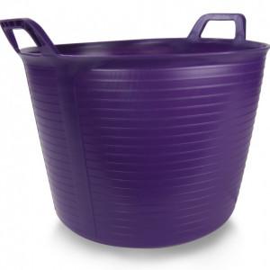 Galeata FLEXTUB din plastic violet Nr.3 (40 L) - RUBI-88729