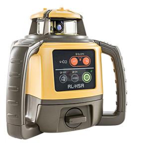 Nivela Laser Rotativa - cu afi?area digitala a diferen?elor - RL-H5A-Digital - Topcon