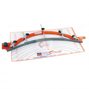 Sablon variabil pt. Combi Slalom Montolit Art.SR000B