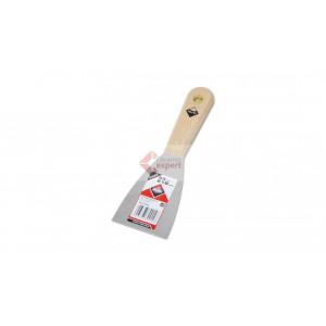 Spatula pictor cu maner lemn 63mm - RUBI-70914