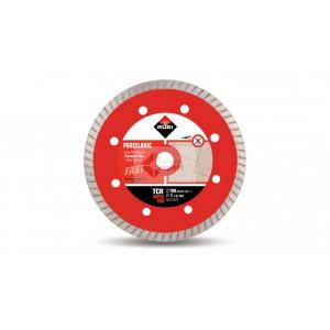 Disc diamantat pt. gresie portelanata 180mm, TCR 180 SuperPro - RUBI-31975
