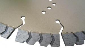 Disc DiamantatExpert pt. Beton armat extrem de dur & piatra - SHARK 125x22.2 (mm) Super Premium - DXDY.2040.125