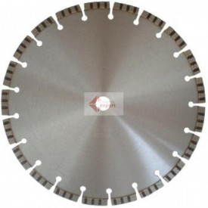 Disc DiamantatExpert pt. Beton armat - Turbo Laser 125x22.2 (mm) Profesional Standard - DXDH.2017.125