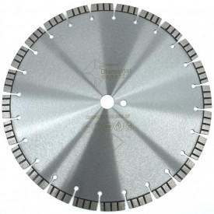 Disc DiamantatExpert pt. Beton armat - Turbo Laser 300mm Profesional Standard - DXDY.ECON.300.25