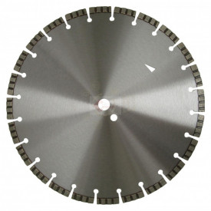 Disc DiamantatExpert pt. Beton armat - Turbo Laser 300x22.2 (mm) Profesional Standard - DXDH.2017.300.22