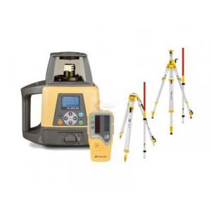 SET Laser rotativ RL-S200 2S, stadie, trepied, senzor laser pentru utilaje LS-B10 - Topcon