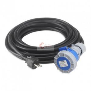 Cablu cu priza 380/50 EUR, trifazat - RUBI-58851