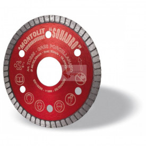 Disc diamantat Montolit TCS85 - taiere uscata - pt. portelan, placi ceramice dure, etc.