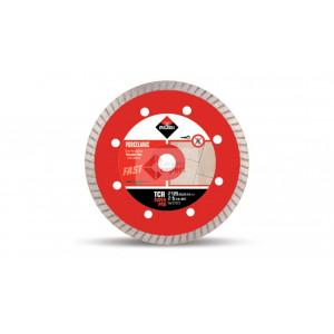 Disc diamantat pt. gresie portelanata 125mm, TCR 125 SuperPro - RUBI-31973
