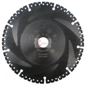 Disc DiamantatExpert pt. Descarcerare - Metal / Universal 180x22.2 (mm) Super Premium - DXDH.9107.180.22