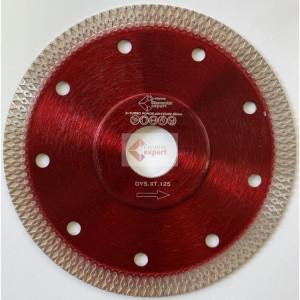 Disc DiamantatExpert pt. Portelan dur & Gresie ft. dura 125x22.2 (mm) Premium - DXDY.XTURBO.125