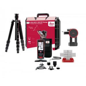Set Telemetru Laser 300m Avansat, Disto S910 cu trepied si accesorii - Leica-887900