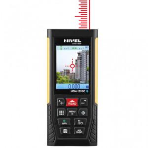 Telemetru cu laser ro?u & USB/Bluetooth/Camera 120m, HDM-120BC - Nivel System