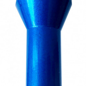 Carota diamantata pt. gresie portelanata & piatra - diam. 8mm -cu ceara- Super Premium - DXDH.80407.008.W