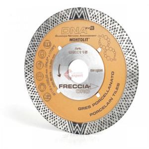 Disc diamantat Montolit DNA CGX115 - taiere uscata - pt. portelan, ceramica, etc.