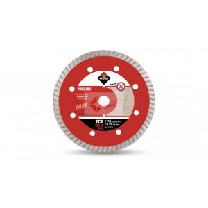 Disc diamantat pt. gresie portelanata 115mm, TCR 115 SuperPro - RUBI-31972