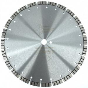 Disc DiamantatExpert pt. Beton armat - Turbo Laser 400mm Profesional Standard - DXDY.ECON.400.25