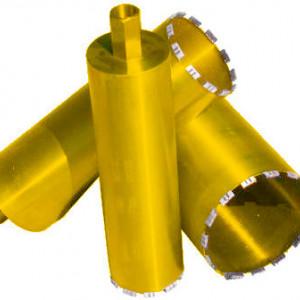 Carota diamantata segment turbo pt. beton armat diam. 102 x 450 (mm) - Premium - DXDY.P1117.102