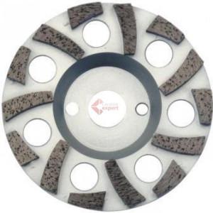 """Cupa diamantata """"ventilator"""" - Beton/Abrazive 125x22.2mm Premium - DXDH.4112.125"""
