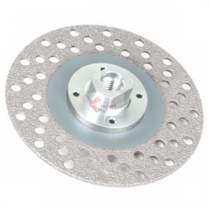 Disc diamantat pt. slefuit Montolit STL125GF - pt. portelan, ceramica, marmura