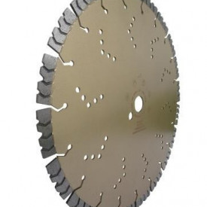 Disc DiamantatExpert pt. Beton armat extrem de dur & piatra - SHARK 450mm Super Premium - DXDY.2040.450