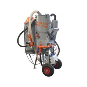 Masina de sablat cu recuperarea abrazivului - CX.ABRA-JuniorPlus