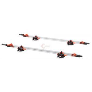 Sistem de transport pt. placi de dimensiuni mari, Easy-move 150 - 4 ventuze RV175, 150cm - Raimondi-432EM04V150