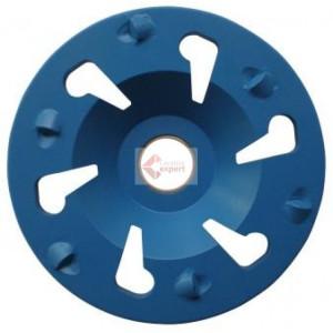 Cupa diamantata Pt. Festool/Protool 130x25mm Premium - DXDH.4006.130.6.25