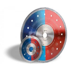 Disc diamantat Montolit CG100 - taiere uscata - pt. portelan, placi ceramice dure, etc.