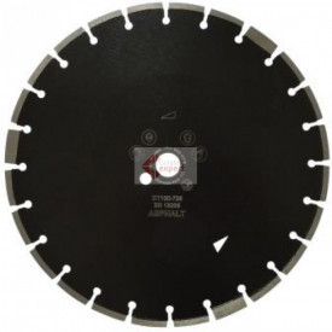 Disc DiamantatExpert pt. Asfalt, Caramida & Abrazive 300x25.4 (mm) Profesional Standard - DXDH.17117.300.25