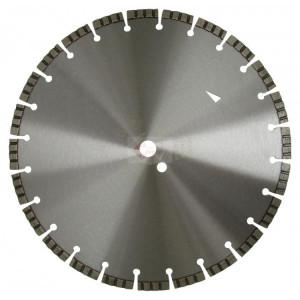 Disc DiamantatExpert pt. Beton armat - Turbo Laser 400x25.4 (mm) Profesional Standard - DXDH.2017.400.25